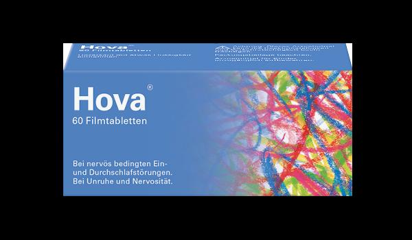 Hova-Filmtabletten 60 Stück